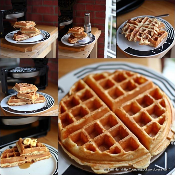Рецепты для вафельницы 57
